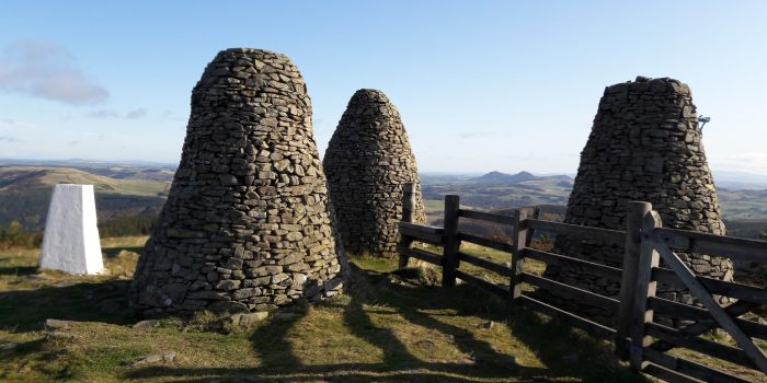 Three Brethren Southern Upland Way