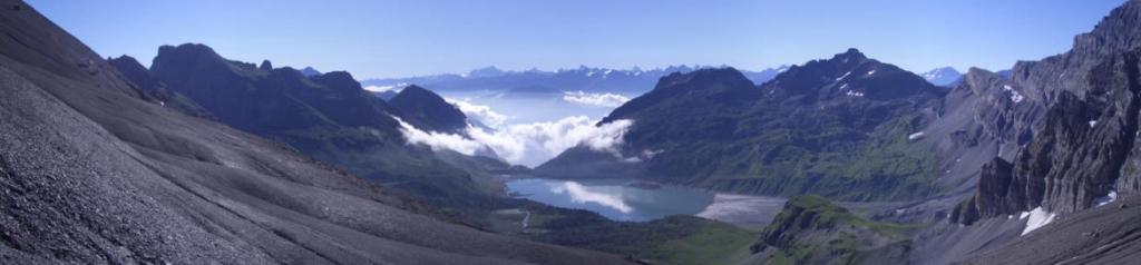 Le Tour des Dents du Midi Switzerland