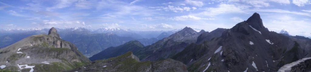 Le Tour des Muverans Switzerland