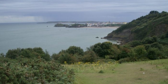 Pembrokeshire Coast Path National Trail