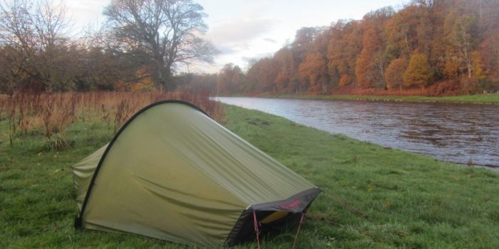 wild camping Speyside Way