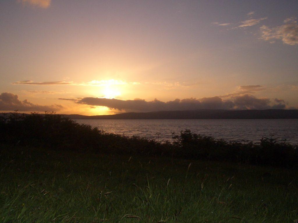 wild camping isle of arran scotland
