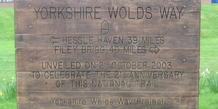 Yorkshire Wolds Way National Trail